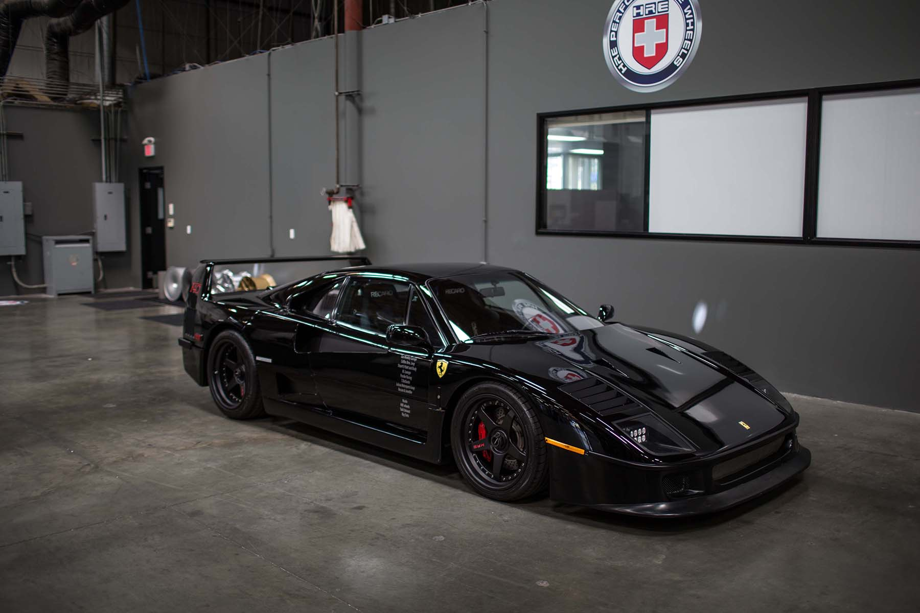 Supercars Equipped with HREs