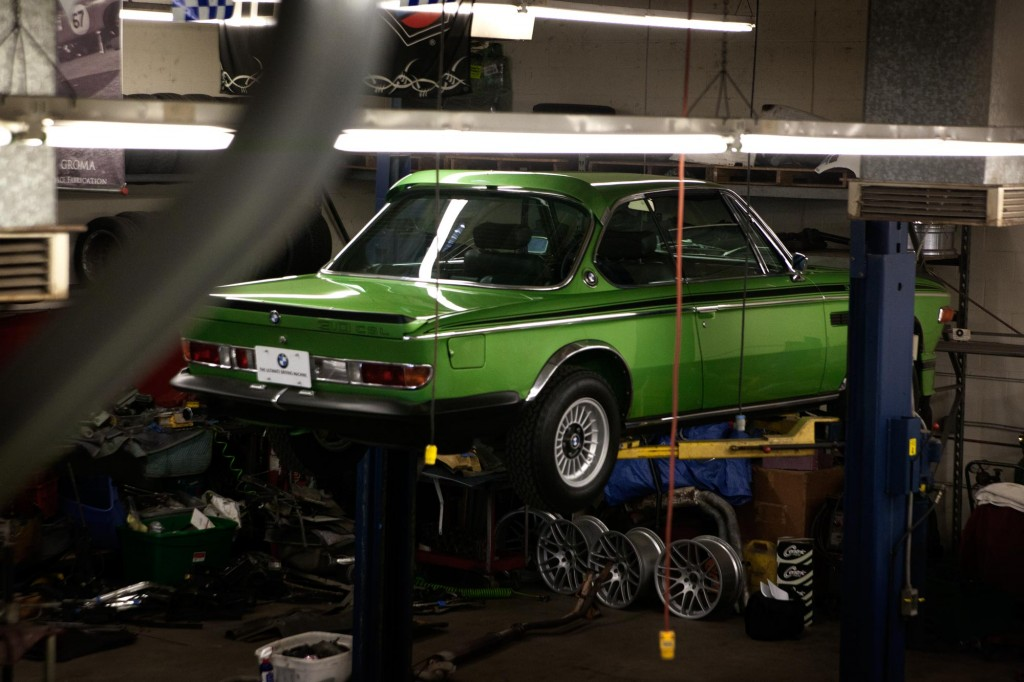 bmw-green-e9-csl-lift