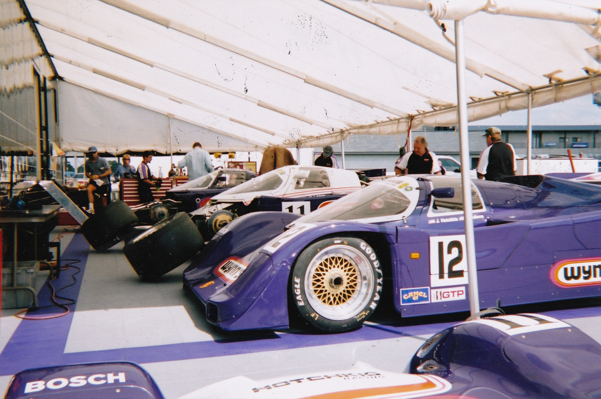 Hotchkis 962 Porsche