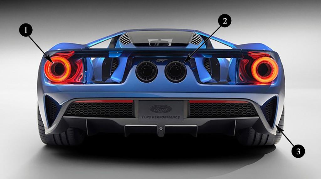 Ford GT_rear flat