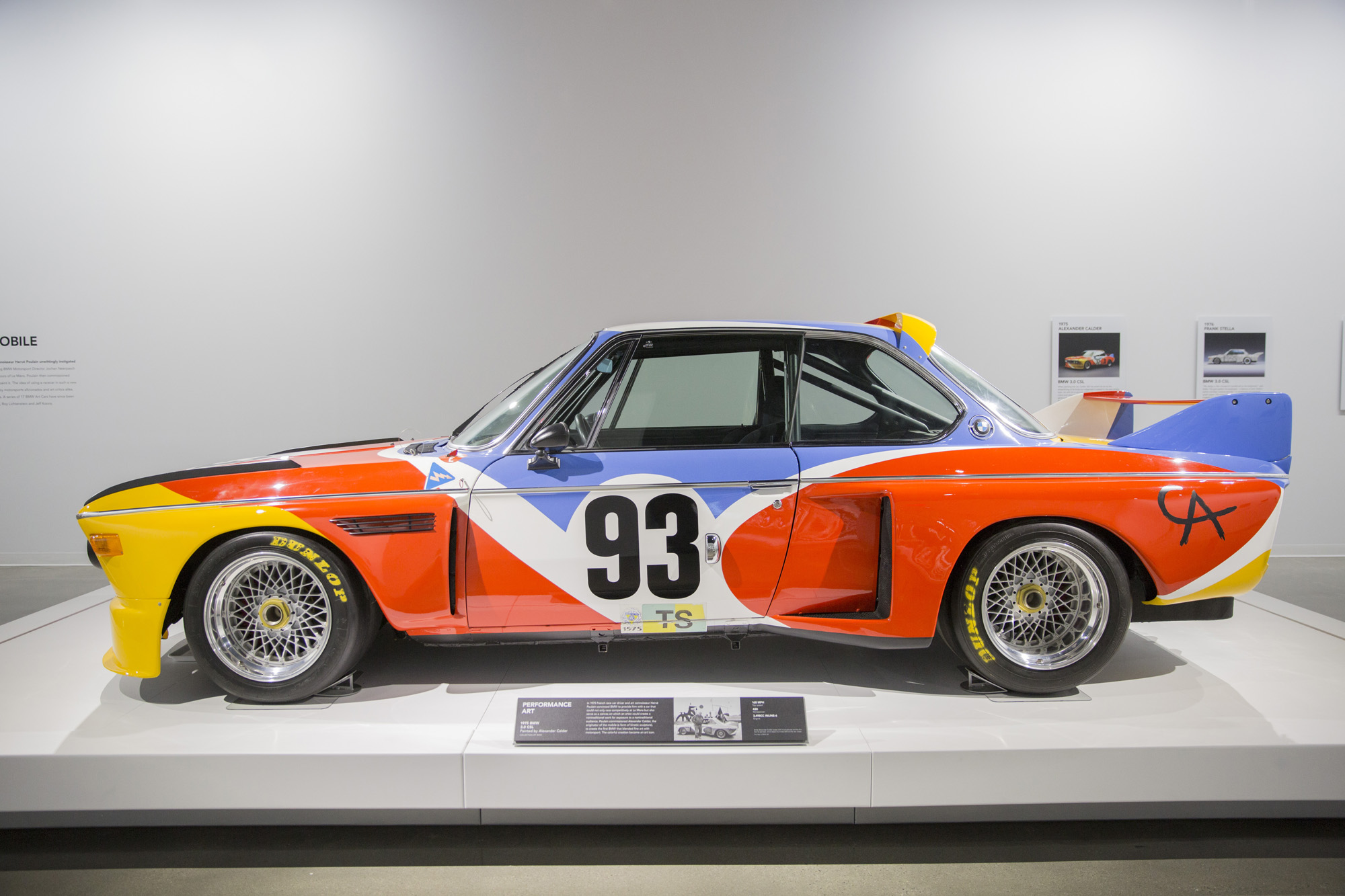 BMW Art Cars - The Fastest Art on Earth