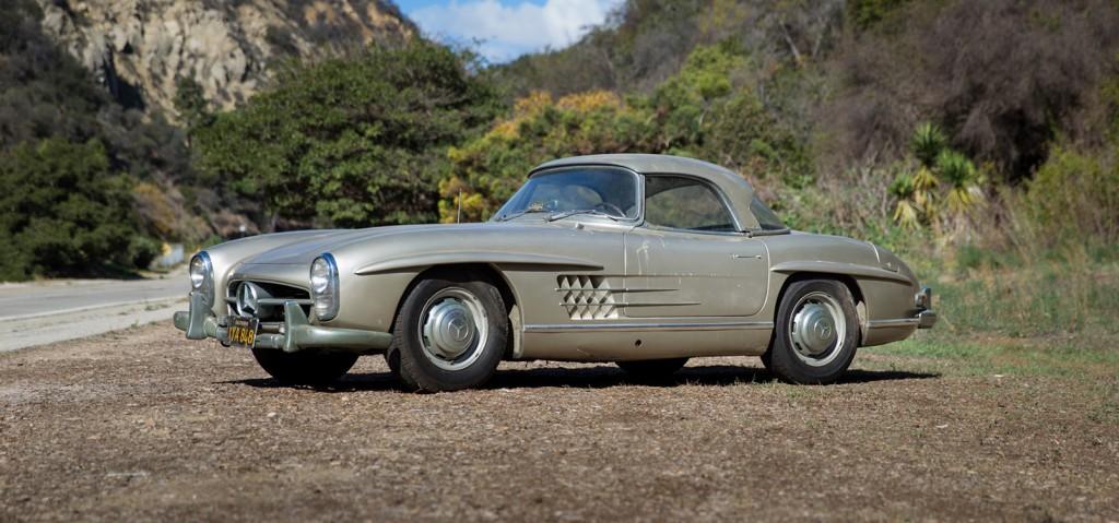 1957-Mercedez