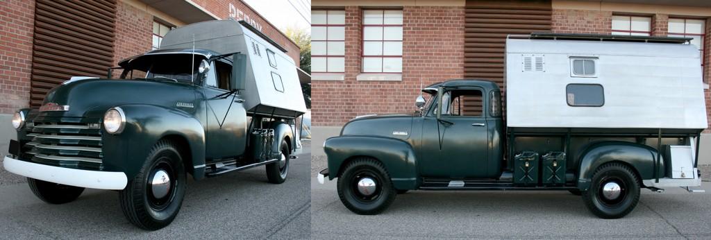 McQueen-Truck