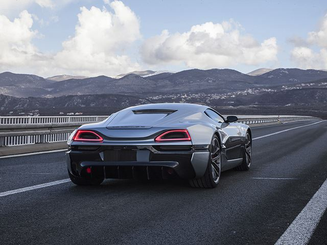 The Rimac Concept One An Electric Hypercar That Works