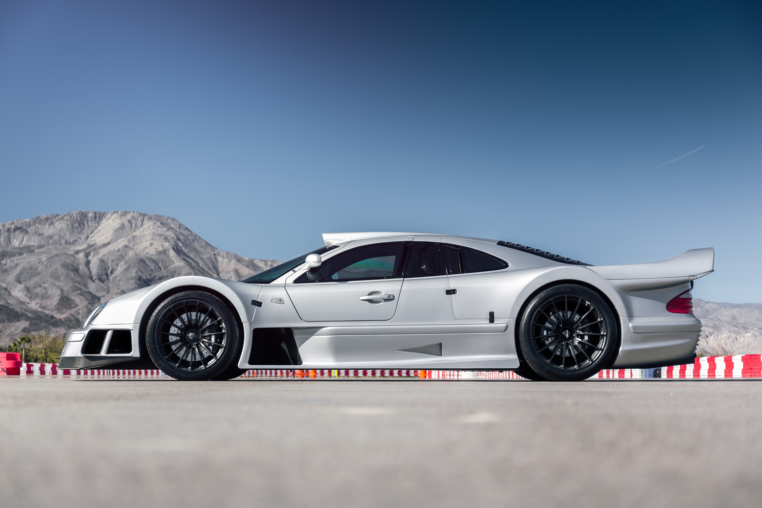 Fascinating History Of The Mercedes Clk Gtr Including Where You Can