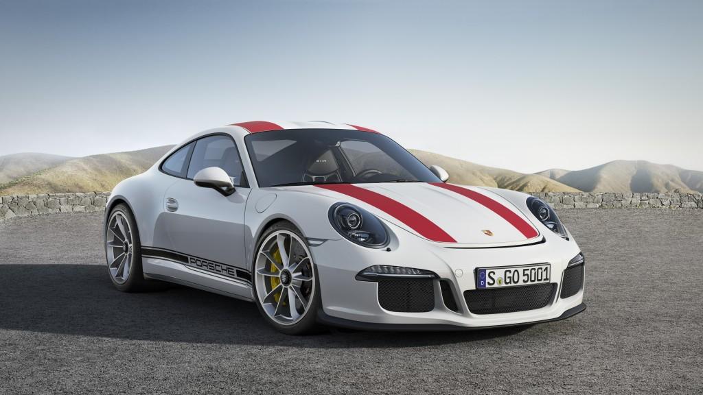 Porsche911R